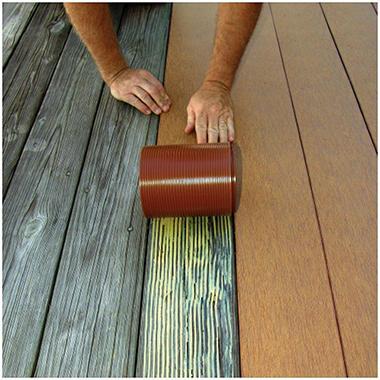 ProFekt Decking Strip - Cedar