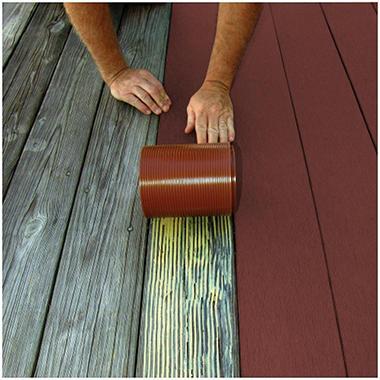 ProFekt Decking Strip - Redwood