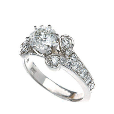 2 ct. t.w. Diamond Fashion Bridal Ring (H-I, I1)