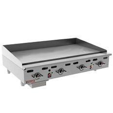 "Vulcan MSA48-1 48"" Natural Gas Griddle"