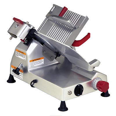 "Berkel 11"" Compact Manual Gravity Feed Slicer"