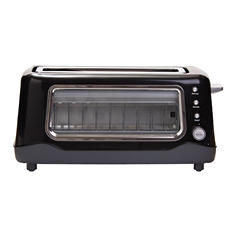 Dash Clearview Toaster - Assorted Colors