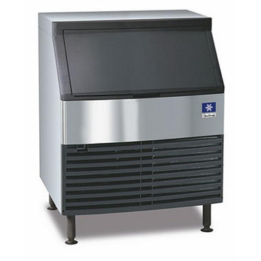 Manitowoc Air-Cooled Undercounter Ice Cuber - 280 lbs. production