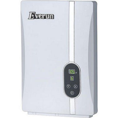 Everun Coilless Technology� Electric Tankless Water Heater