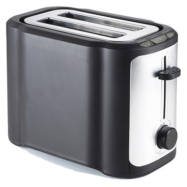 2 Slice Toaster - Black - 8 pk.