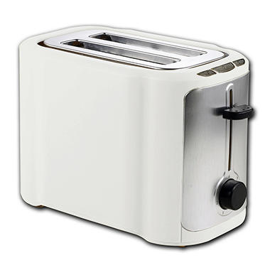 2 Slice Toaster - White - 8 pk.