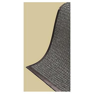 Reservoir High-Traffic Scraper Runner Mat - 3' x 10' - Gray