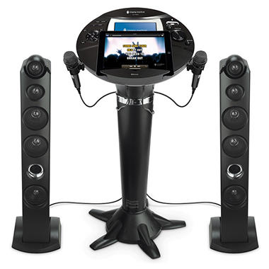 Digital Pedestal Karaoke