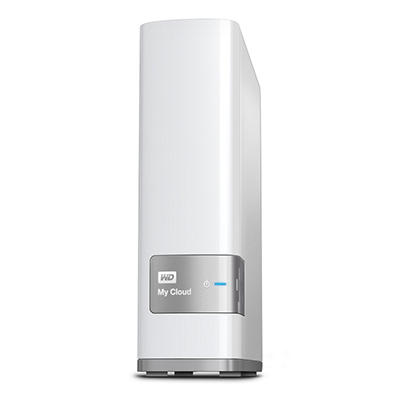 WD My Cloud 3 TB Personal Storage