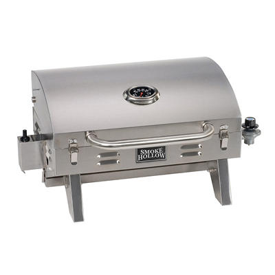Aussie Stainless Steel Tailgate & Portable Grill