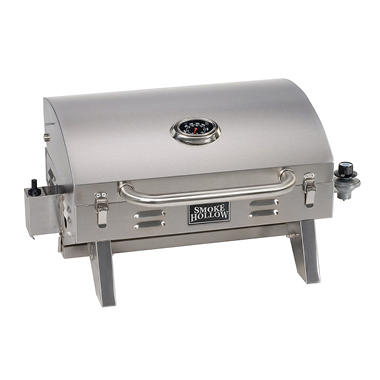 Smoke Hollow Stainless Steel Tailgate and Portable Grill