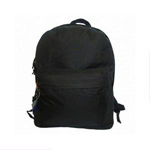 """HV 18"""" Backpacks - Black - 36 pk."""