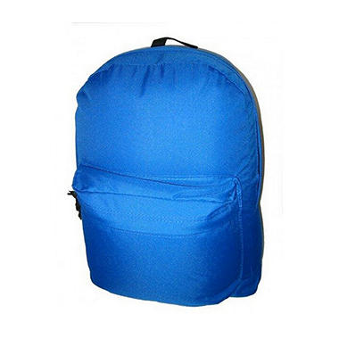 "Bazic 16"" Backpacks - Royal - 40 pk."