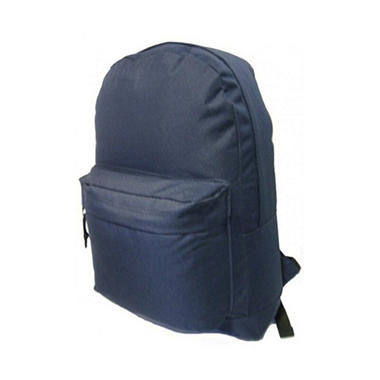 "HV 18"" Backpacks - Navy - 36 pk."