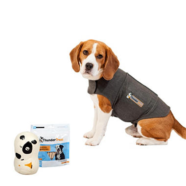 ThunderShirt Dog Anxiety Bonus Pack