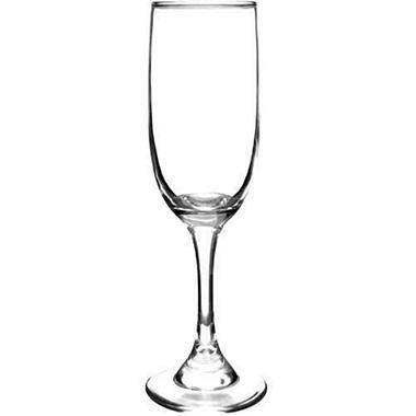 Glass Flute - 6.5 oz. - 24 pk.