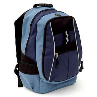 "Bazic 17"" Backpacks - Assorted Colors - 20 pk."