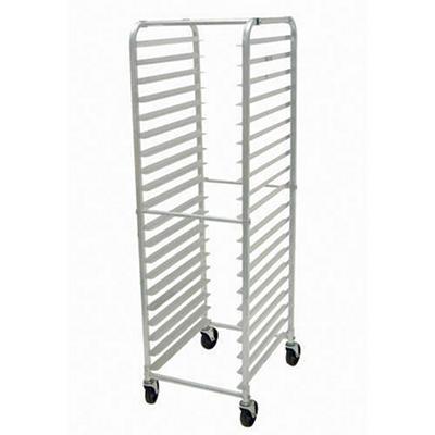 Advance Tabco® End-Loading Bun Pan Rack - 20 pan