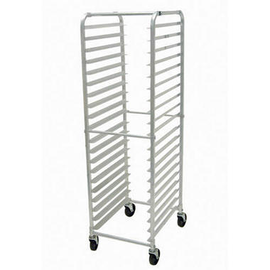 Advance Tabco� End-Loading Bun Pan Rack - 20 pan