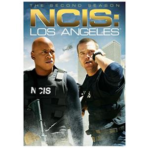 NCIS: LA Season 2 (DVD, 6 Discs)