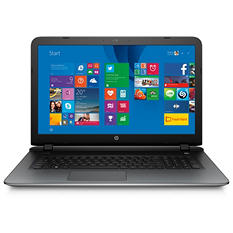 "HP Pavilion 17.3"" Touch Notebook, Intel Core i5-5200U, 8 GB Memory, 1 TB Hard Drive*FREE UPGRADE TO WINDOWS 10"