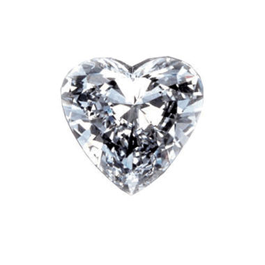 3/4 ct. Heart-Shape Loose Diamond (I, SI2)