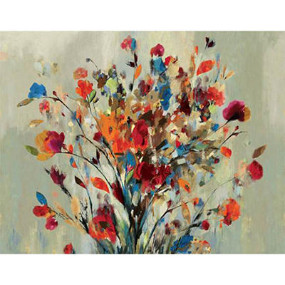 Floral Arrangement Canvas Art