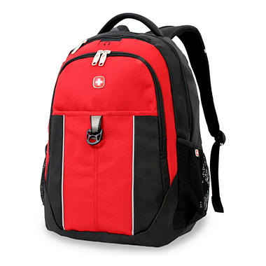 SwissGear Laptop Daypack (Choose Your Color)