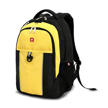 SwissGear Laptop Daypack - Yellow
