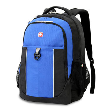 SwissGear Laptop Daypack - Blue