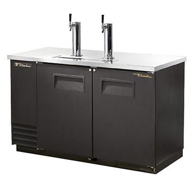 True 2 Keg Direct Draw Beer Dispenser