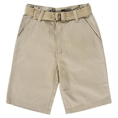Eddie Bauer Boys School Uniform Shorts - Various Colors