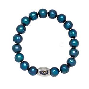 "St. Louis Rams Freshwater Cultured Pearl 7.5"" Bracelet"