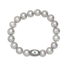 "Dallas Cowboys Freshwater Cultured Pearl 7.5"" Bracelet"
