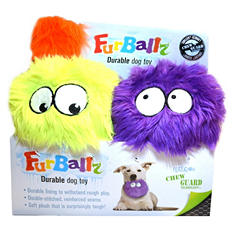 ChewGuard FurBallz Dog Toys (Assorted Sizes)