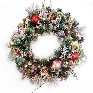 "26"" Christmas Wreath - Sweet"