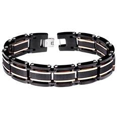8.5 inch Stainless Steel Men's Bracelet