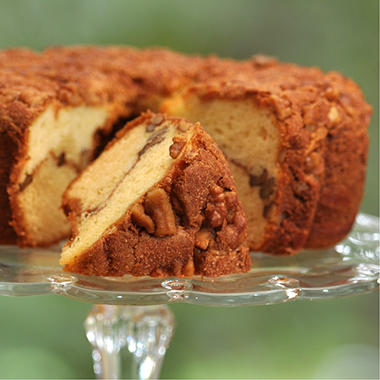Miss Ellie's Gourmet Coffee Cake - Cinnamon Walnut - 8