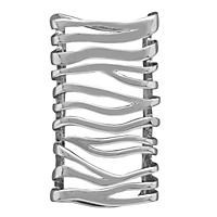 Zebra Pattern Enhancer in Sterling Silver (Fitbit Flex Compatible)