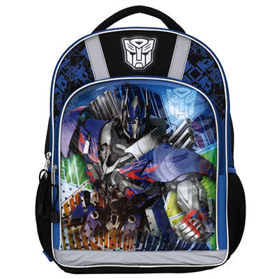 Transformers Safety Backpack with Flashing LED Lights