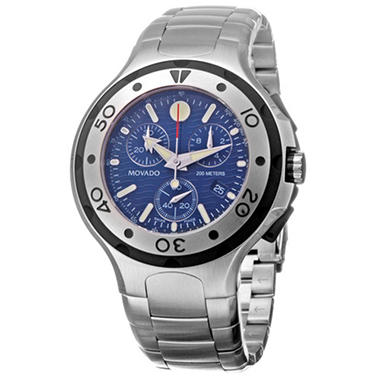 Movado® Stainless Steel Men's Watches