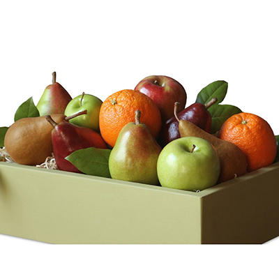 Organic Fruit Gift Box
