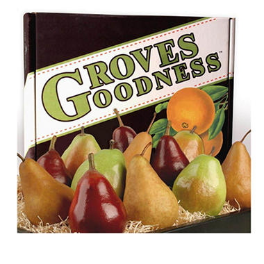 Groves Goodness Pear Medley