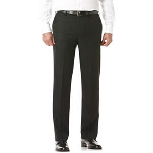 Perry Ellis Portfolio Flat Front Dress Pant (Available in Assorted Colors)