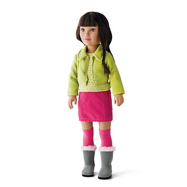 Karito Kids� Giving Girls? Doll - Dark Hair