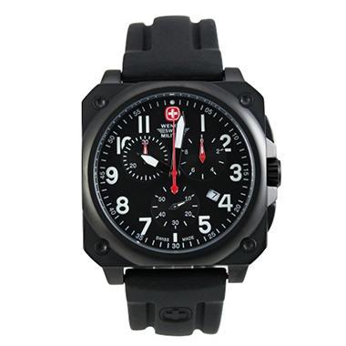 Wenger Swiss Military AeroGraph Cockpit Chronograph Men's Watch