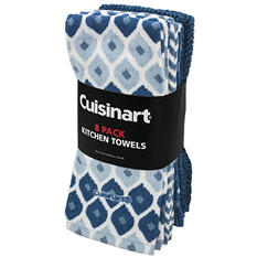 CUISINART 8 Pack Kitchen Towel - Various Colors