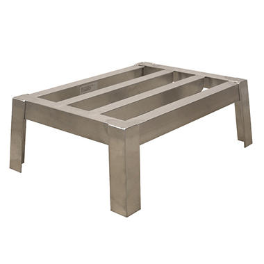 "Prairie View Nesting Dunnage Rack - Various Sizes - 8"" Legs"