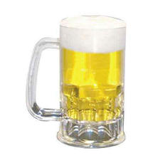 Poly Beer Mugs - 12 oz. 2 Dz. Pack
