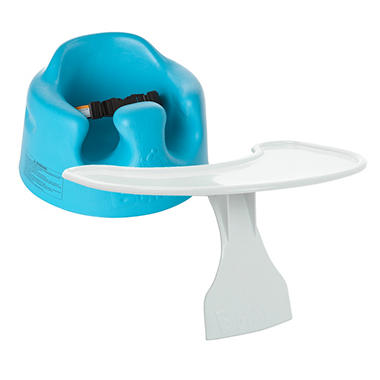Bumbo Floor Seat and Tray - Blue